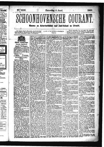 Schoonhovensche Courant 1900-06-02