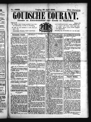 Goudsche Courant 1909-04-30