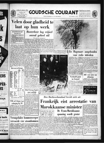 Goudsche Courant 1966-01-21