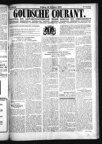 Goudsche Courant 1936-10-30