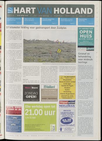 Hart van Holland - Editie Zuidplas 2013-04-03