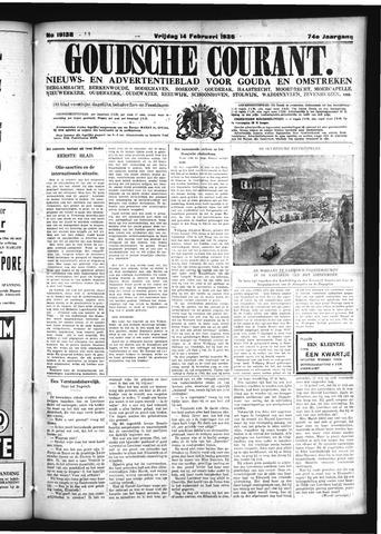 Goudsche Courant 1936-02-14