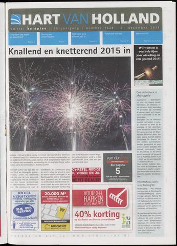 Hart van Holland - Editie Zuidplas 2014-12-31