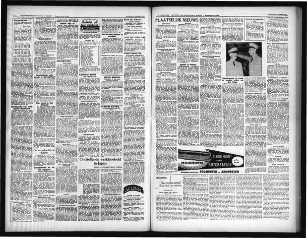 Schoonhovensche Courant 1953-11-04