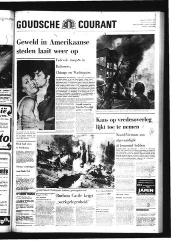 Goudsche Courant 1968-04-08