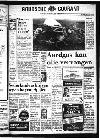 Goudsche Courant 1980-01-25