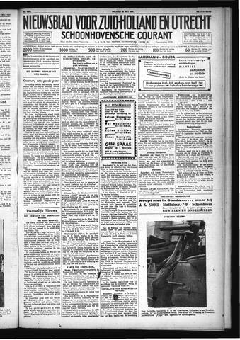 Schoonhovensche Courant 1931-05-29