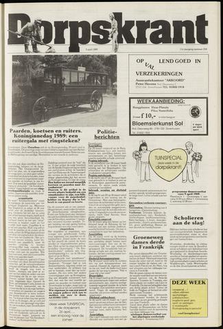 Dorpskrant 1989-04-05