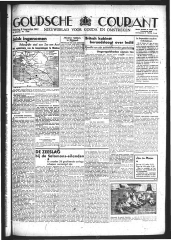Goudsche Courant 1942-08-11