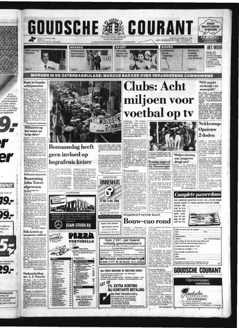 Goudsche Courant 1989-02-24