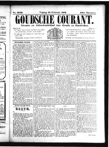 Goudsche Courant 1905-02-10
