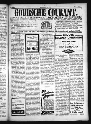 Goudsche Courant 1939-07-29