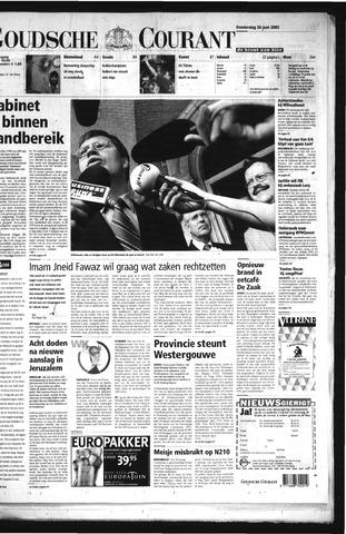 Goudsche Courant 2002-06-20