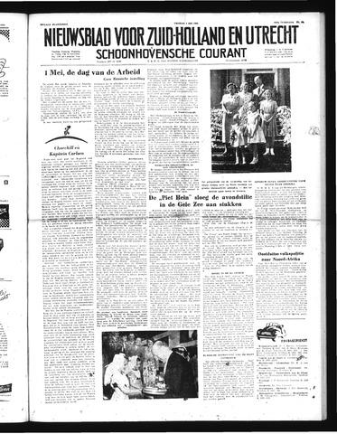 Schoonhovensche Courant 1952-05-02