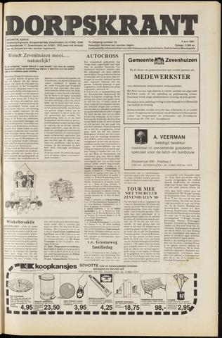 Dorpskrant 1981-06-05