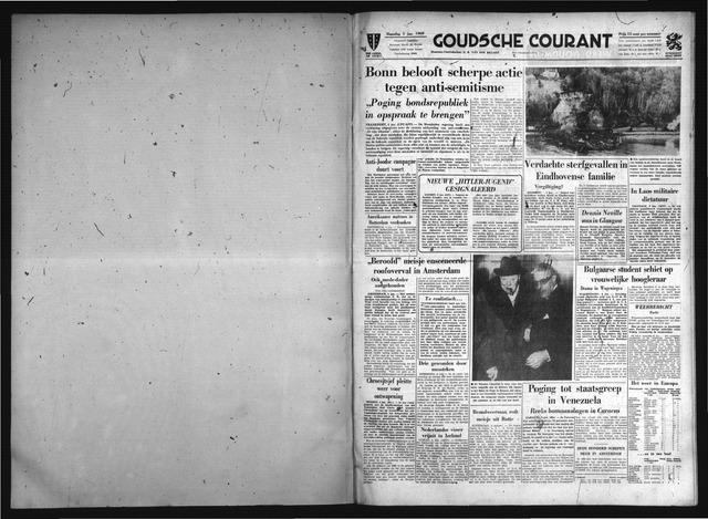 Goudsche Courant 1960-01-01