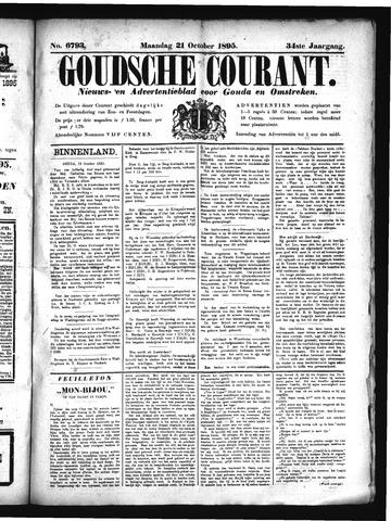 Goudsche Courant 1895-10-21