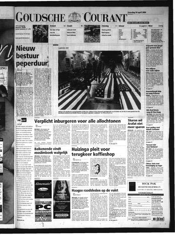 Goudsche Courant 2004-04-24