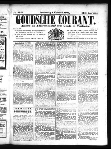 Goudsche Courant 1906-02-01