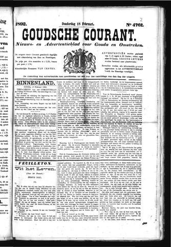 Goudsche Courant 1892-02-18