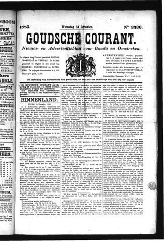 Goudsche Courant 1885-12-23