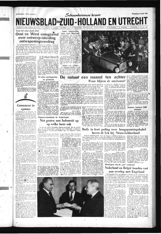Schoonhovensche Courant 1962-04-18