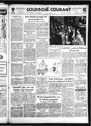 Goudsche Courant 1950-08-12