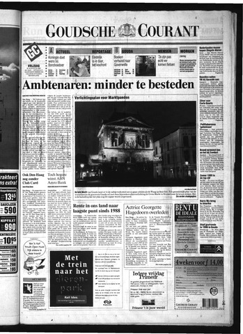 Goudsche Courant 1995-08-25