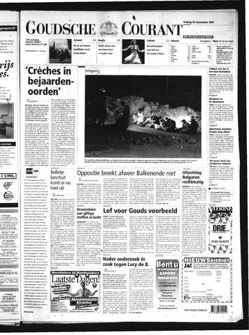 Goudsche Courant 2002-09-20