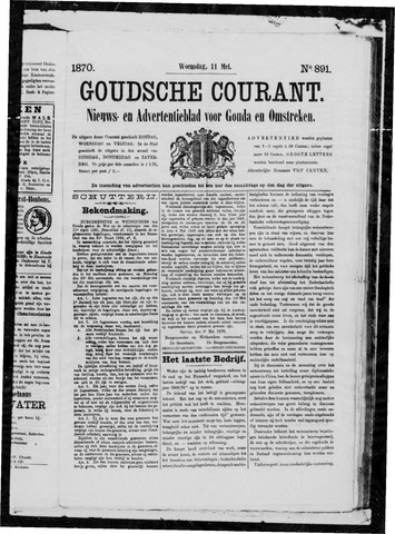 Goudsche Courant 1870-05-11