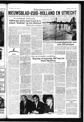 Schoonhovensche Courant 1966-12-14