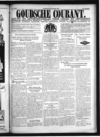Goudsche Courant 1939-11-30