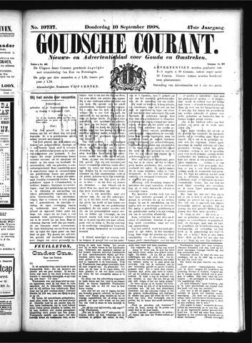Goudsche Courant 1908-09-10