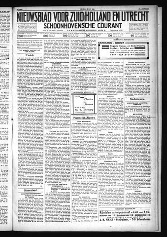 Schoonhovensche Courant 1931-05-08