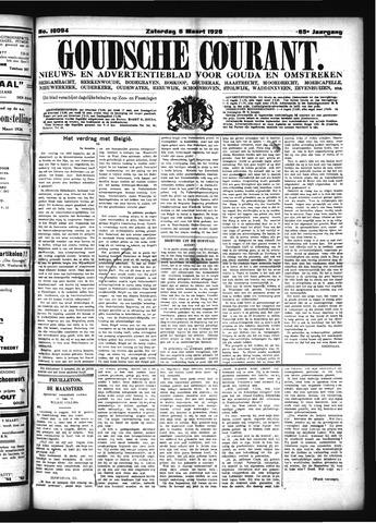Goudsche Courant 1926-03-06