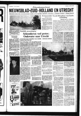 Schoonhovensche Courant 1968-10-07