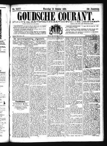 Goudsche Courant 1920-10-25
