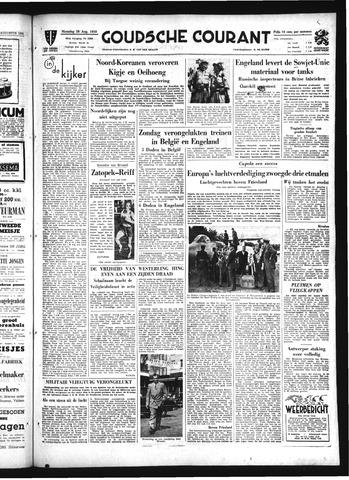 Goudsche Courant 1950-08-28