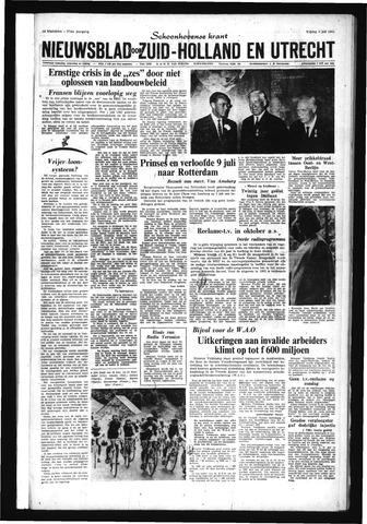 Schoonhovensche Courant 1965-07-02