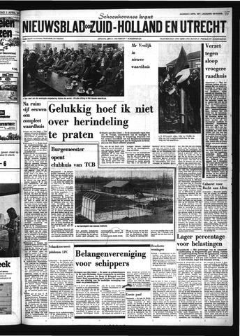 Schoonhovensche Courant 1977-04-04