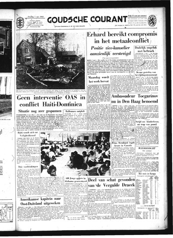 Goudsche Courant 1963-05-07