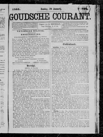 Goudsche Courant 1865-01-29
