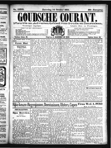 Goudsche Courant 1911-10-14