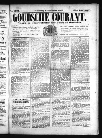 Goudsche Courant 1903-09-09