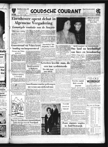 Goudsche Courant 1958-08-13