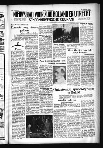 Schoonhovensche Courant 1954-12-03
