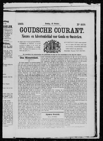 Goudsche Courant 1869-10-31