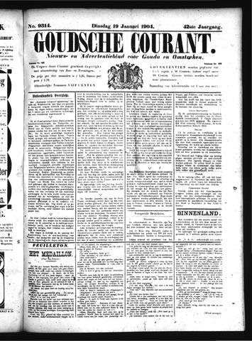 Goudsche Courant 1904-01-19