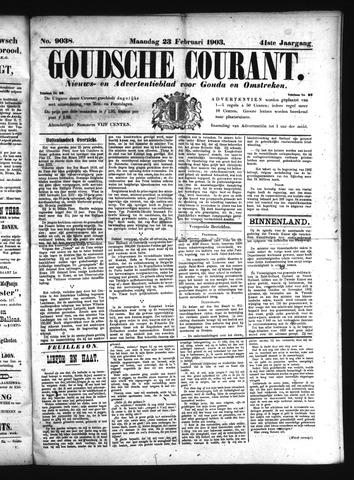 Goudsche Courant 1903-02-23