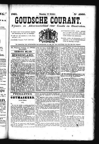Goudsche Courant 1891-10-19